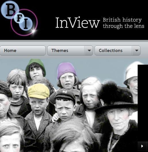 British Film Institute - BFI - InView