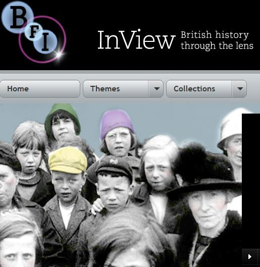 British Film Institute - BFI - InView