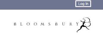 Bloomsbury Collections - Login option