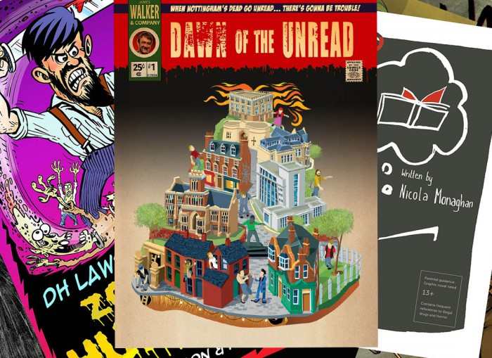 Dawn of the Unread - titles
