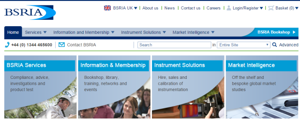 BSRIA (Building Services Research and Information Association)