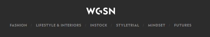 WGSN - March - 2016