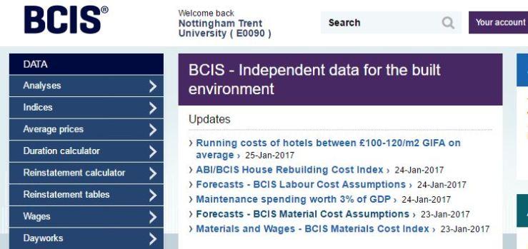 BCIS platform