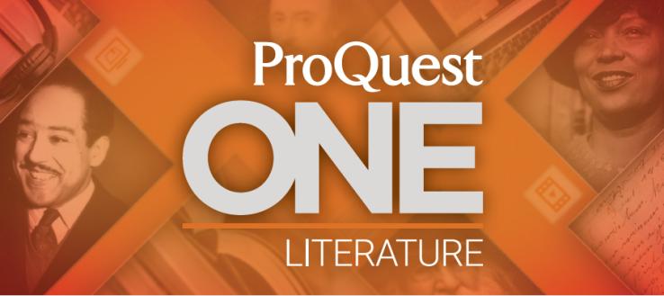 Proquest One Literature