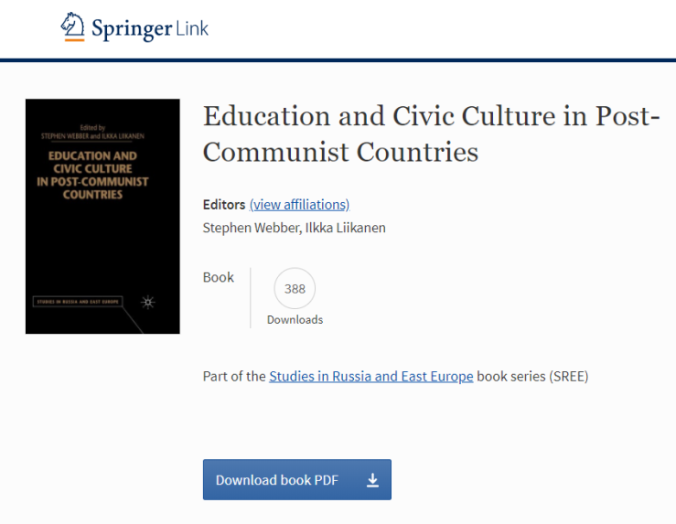 A title from the Palgrave History Archive collection on the SpringerLink platform