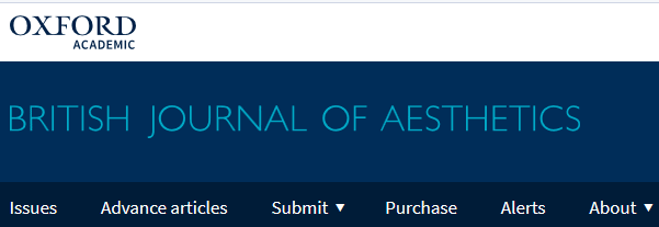 An example OUP journal